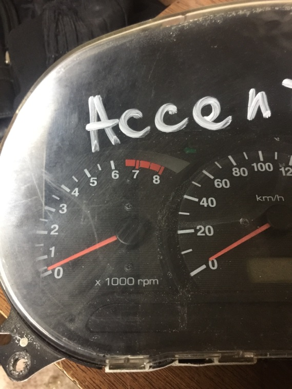 Панель приборов Hyndai Accent 2005