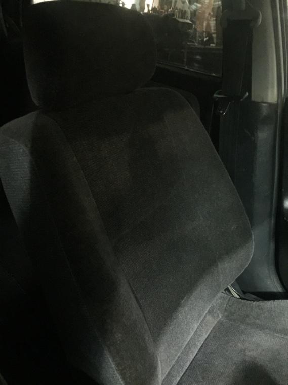Сидение Nissan Primera WHP11 переднее левое