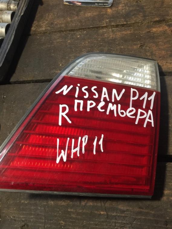 Стоп-вставка Nissan Primera WHP11 SR20DE 1997 задняя правая