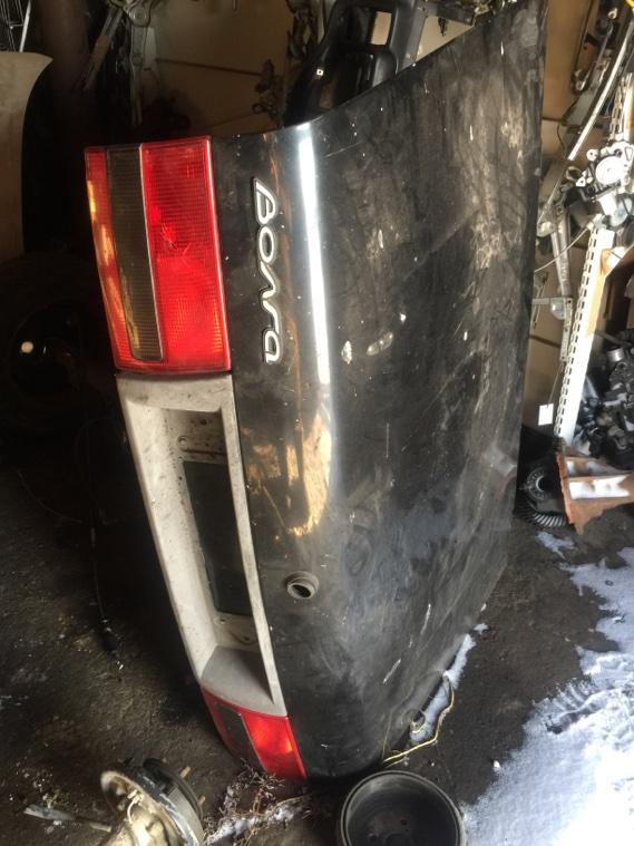 Крышка багажника Газ 3110