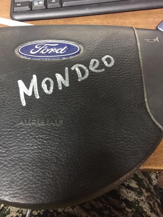 Подушка безопасности Ford Mondeo B4Y CHBB 00 передняя левая