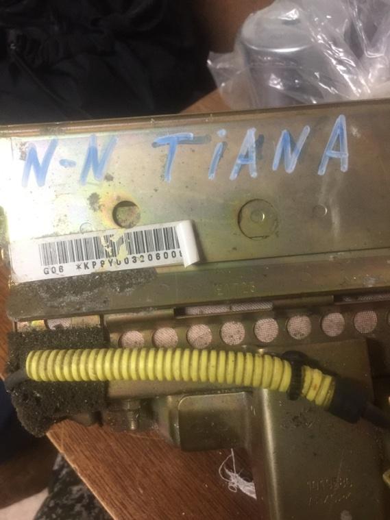 Подушка безопасности Nissan Teana передняя