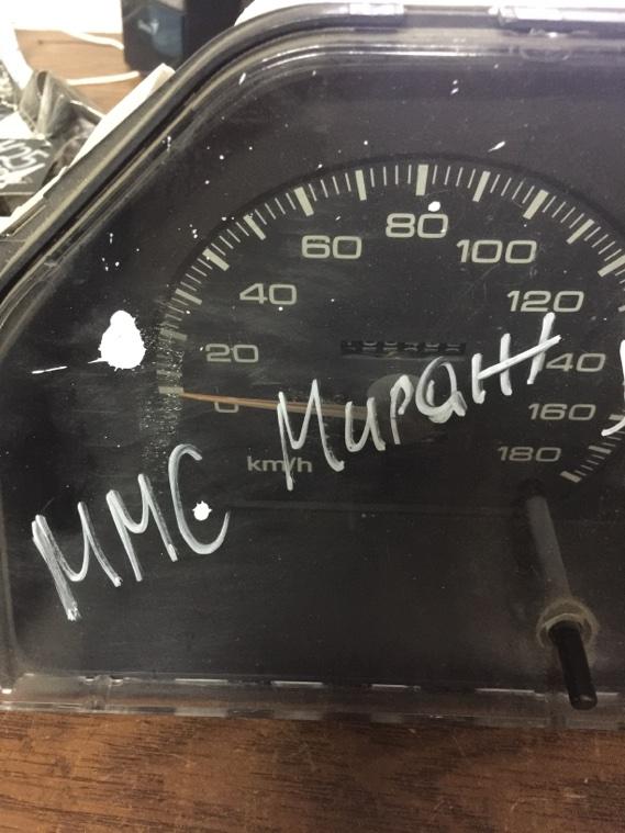 Панель приборов Mitsubishi Mirage