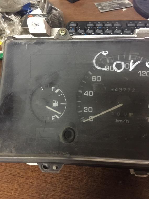 Панель приборов Toyota Corolla AE90