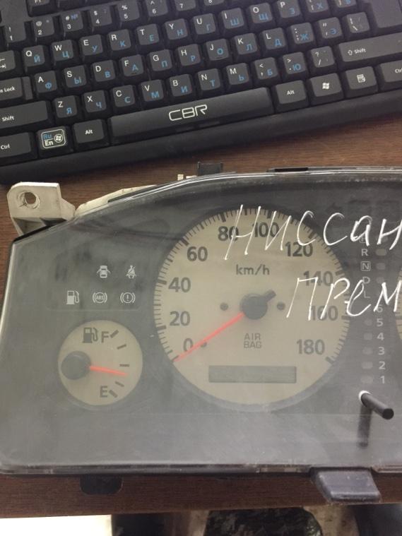 Панель приборов Nissan Primera WHP11 SR20DE 1999
