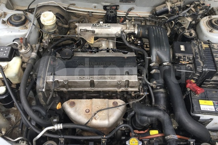 Двигатель Mitsubishi Rvr 4G93