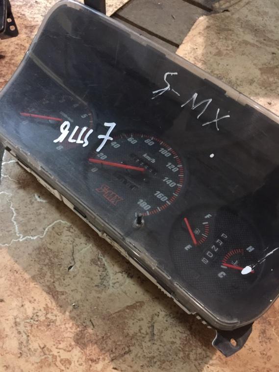 Панель приборов Honda Smx
