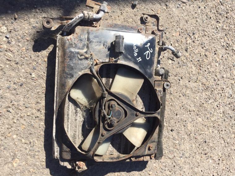 Радиатор охлаждения двигателя Toyota Corolla Ii EL30 2E