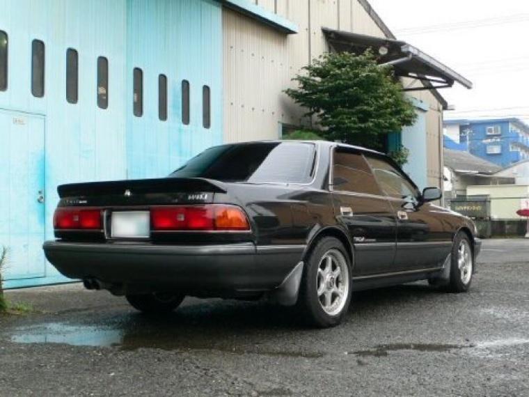 Ступица Toyota JZX100 1JZGE задняя левая
