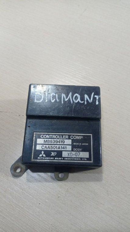 Блок управления кондиционером Mitsubishi Diamante