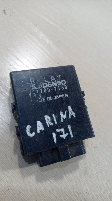 Блок управления климат-контролем Toyota Carina