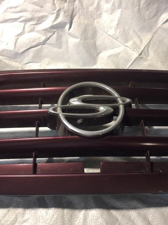 Решетка радиатора Ssangyong Korando KJ OM661 1996 передняя