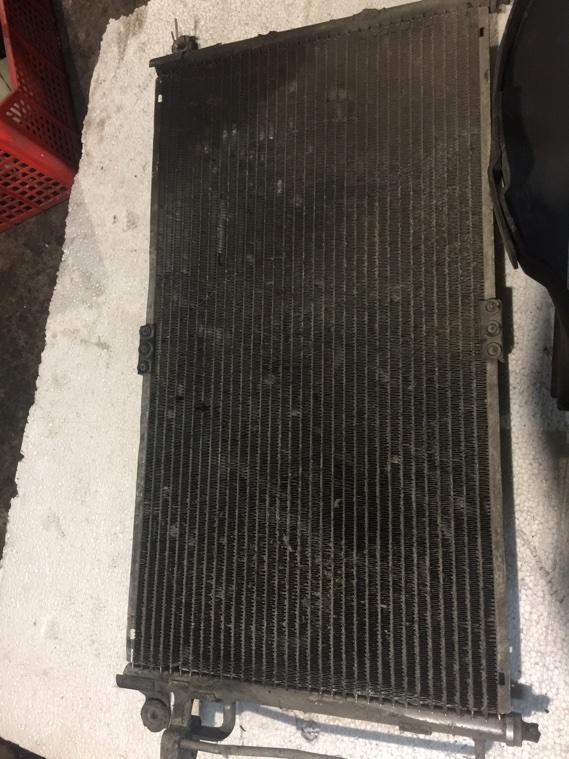Радиатор кондиционера Ssangyong Korando KJ OM661 1996