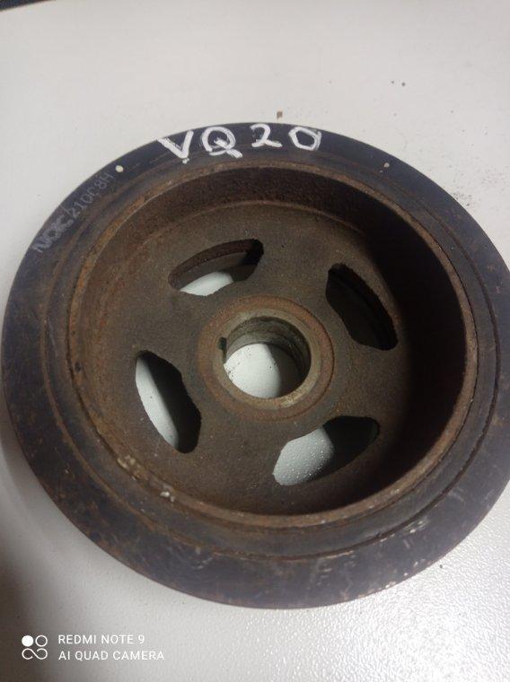 Шкив коленвала Nissan Bassara VQ20DE
