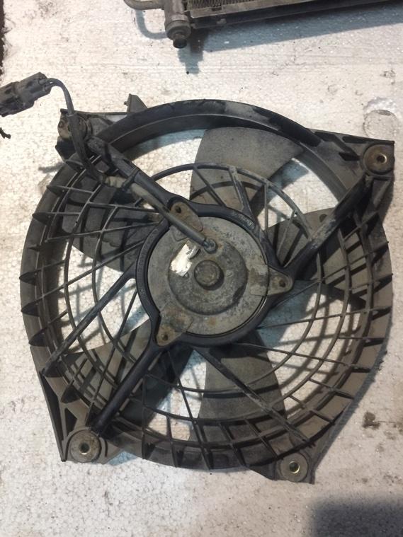 Вентилятор охлаждения Ssangyong Korando KJ OM661 1996