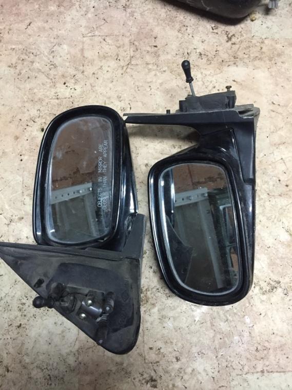 Зеркало боковое Daewoo Nexia 2008 переднее левое
