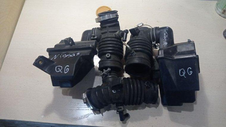 Патрубок воздушного фильтра Nissan Sunny N15 QG15DE