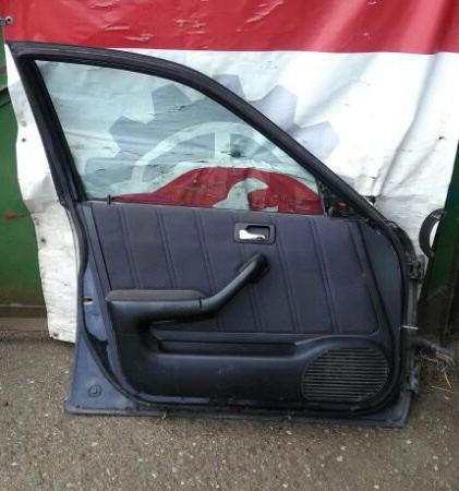 Дверь Honda Rafaga CE4 G20A 1994 передняя левая
