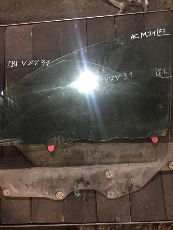 Стекло Toyota Ipsum ACM21 2AZFE переднее левое