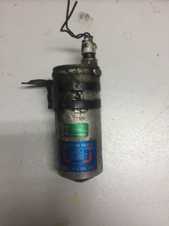Осушитель системы кондиционирования Ssangyong Korando KJ OM661 1996