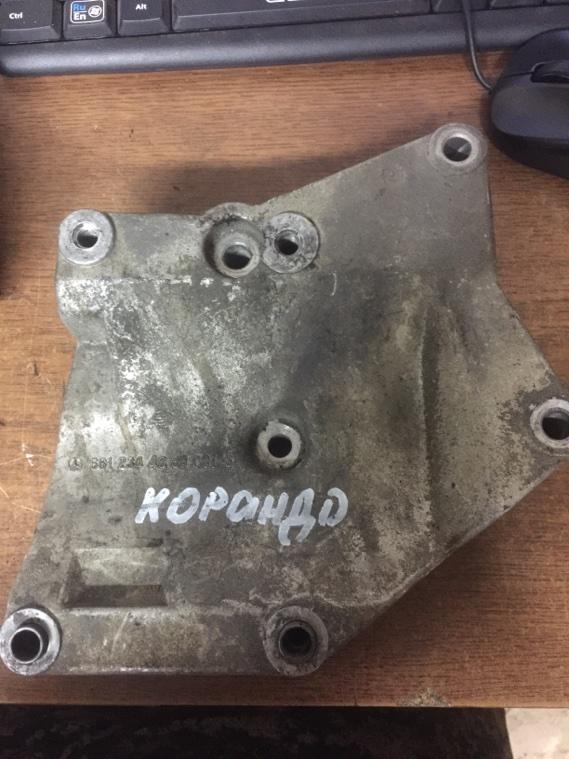 Кронштейн компрессора Ssangyong Korando KJ OM661 1996
