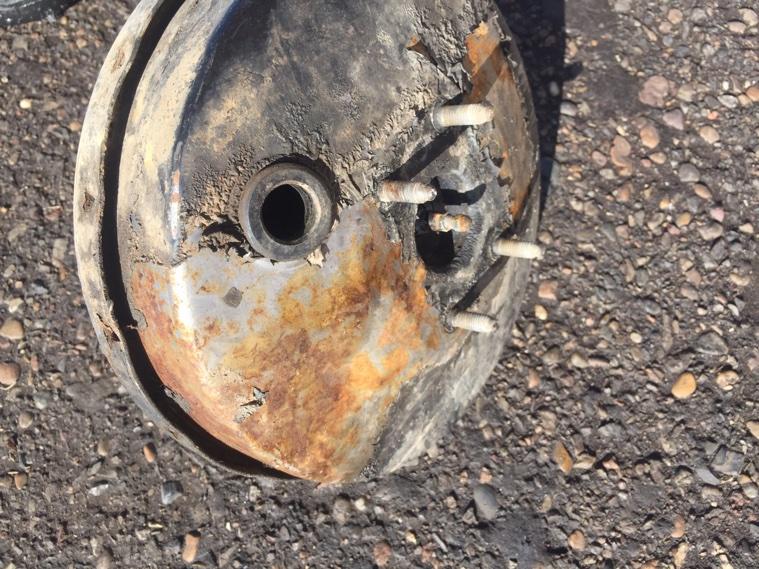 Вакуумный усилитель тормозов Great Wall Deer LGWDA 491QE 2006 передний левый верхний