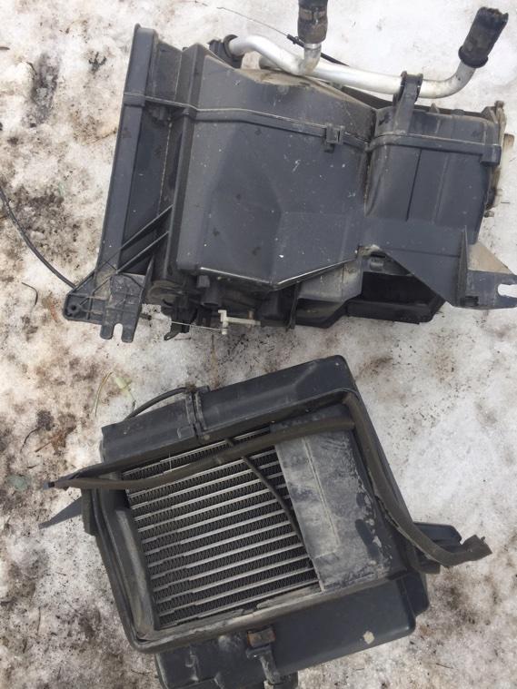 Радиатор кондиционера салона Great Wall Deer LGWDA 491QE 2006