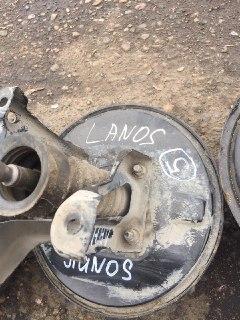Вакуумный усилитель тормозов Chevrolet Lanos T100 A15SMS