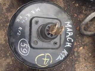 Вакуумный усилитель тормозов Nissan March K12