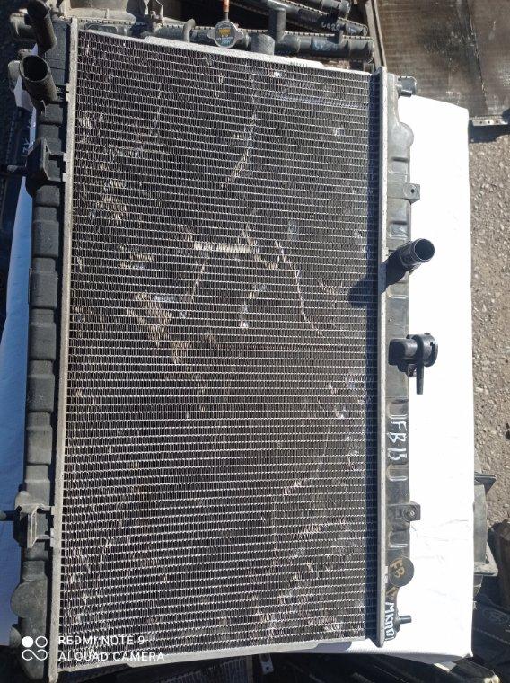 Радиатор охлаждения двигателя Nissan Sunny FB15