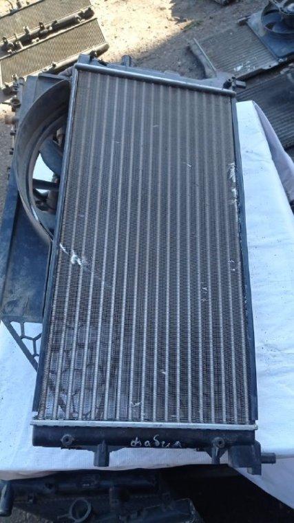 Радиатор охлаждения Skoda Fabia
