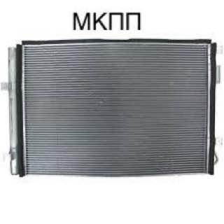Радиатор кондиционера Nissan Sunny FNB15