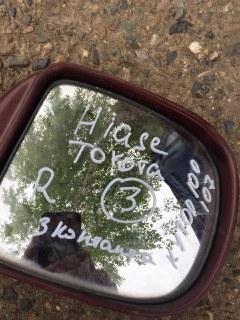 Зеркало боковое Toyota Hiace LH107 3L правое