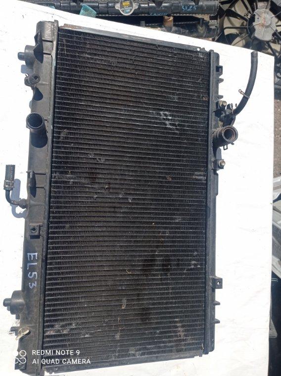 Радиатор охлаждения двигателя Toyota Tercel EL51 5EFE