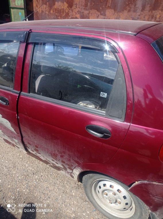 Дверь Daewoo Matiz F8CV 2007 задняя левая