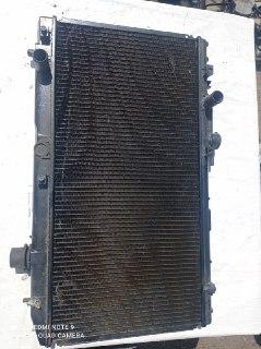 Радиатор охлаждения Toyota Tercel EL40 1NT