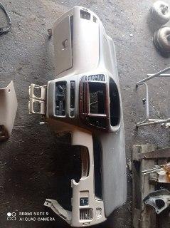 Блок управления комфортом Toyota Nadia SXN10
