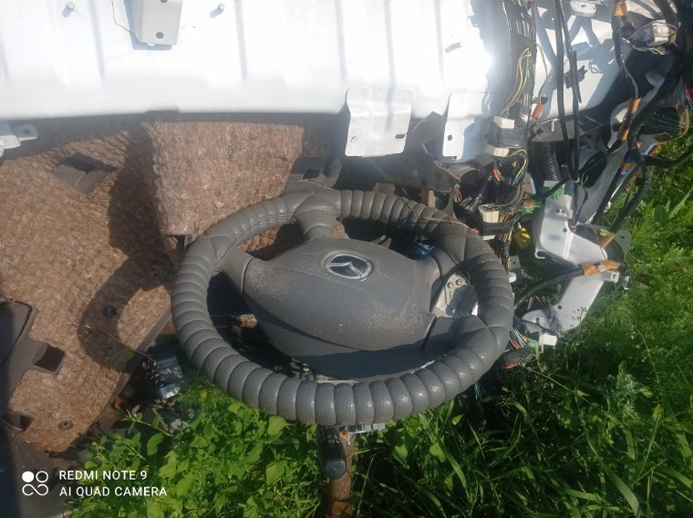 Блок подрулевых переключателей Mazda Demio DW3W DW5W B3 B5