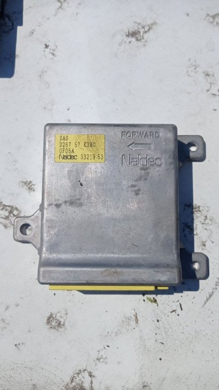 Блок управления airbag Mazda Demio DW3W B3