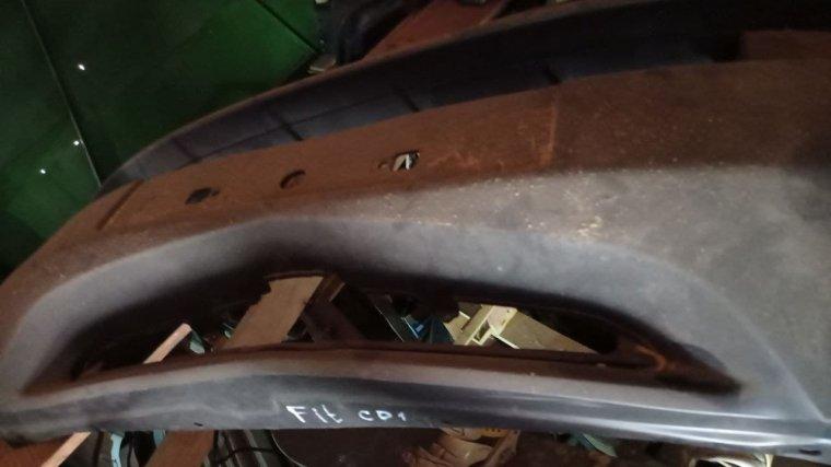 Бампер передний Honda Fit GD