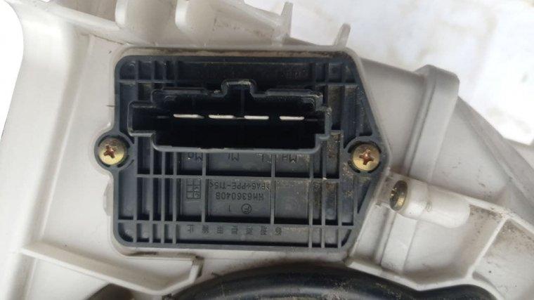 Реостат печки Mazda Demio DW3W B3