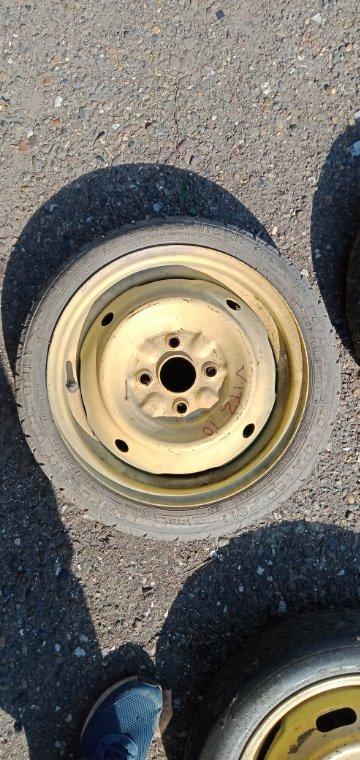 Диск докатка Toyota Vitz SCP10