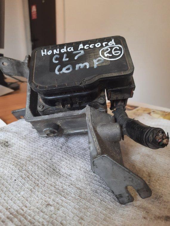Блок управления abs Honda Accord CL7 K20A