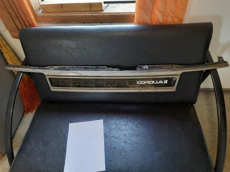 Решетка радиатора Toyota Corolla Ii