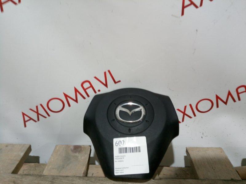 Airbag водительский Mazda Axela BK3P