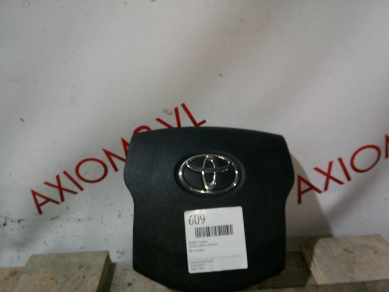Airbag водительский Toyota Prius NHW20