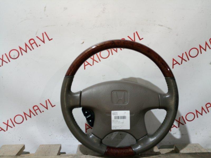 Руль с airbag Honda Inspire UA4