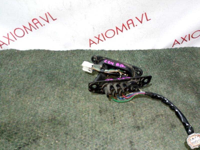 Электропривод двери Nissan Serena C24 SR20DE задний правый