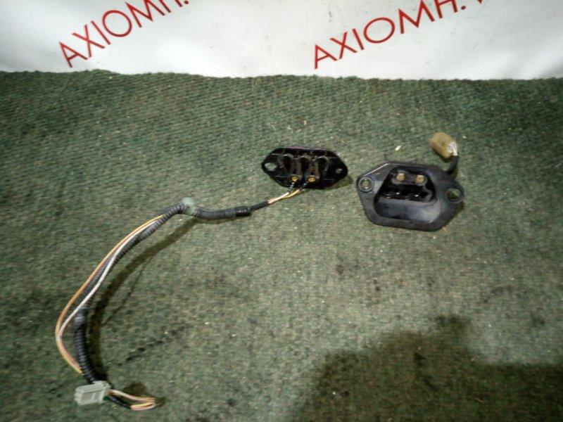 Электропривод двери Honda Stepwgn RF2 B20B задний левый