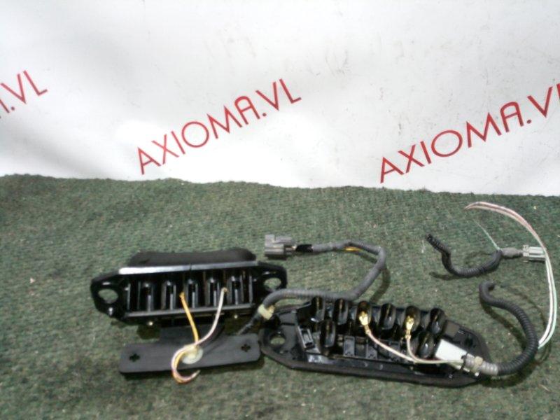 Электропривод двери Honda Mobilio Spike GK1 L15A задний левый